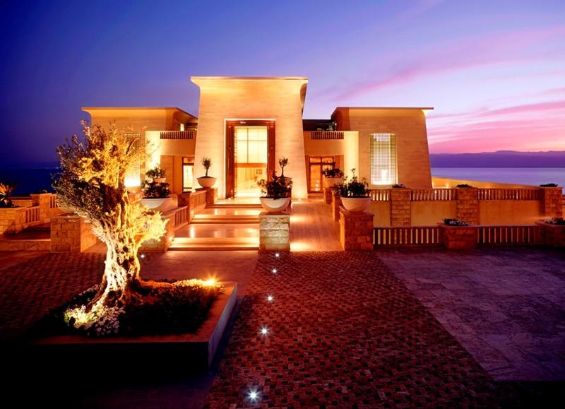 اجمل الفنادق البحر الميت فندق
